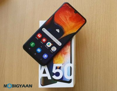 Samsung Brand new Mobile(A50 2019)