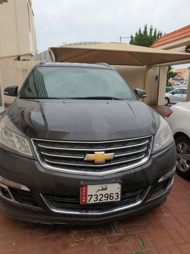Chevrolet traverse perfect condition.