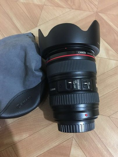 Canon 24-105 f4 Like New