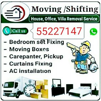 House shifting and relocation