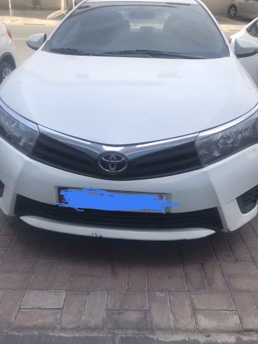 Toyota Corolla 2015 2.0 for sale