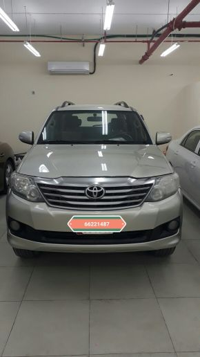 Fortuner 2014 model very good condition