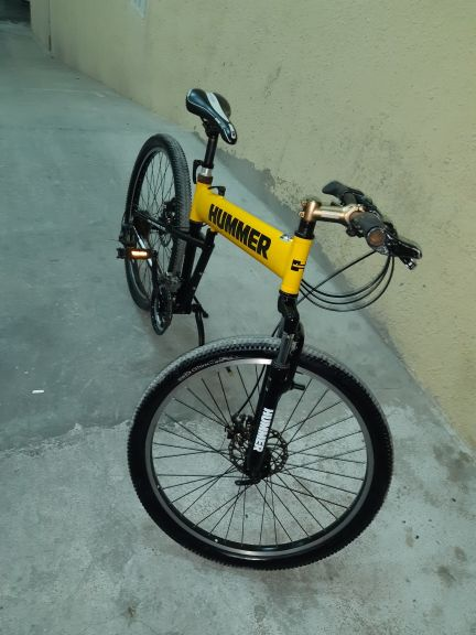 New Hummer Bike Size 26inches Not used