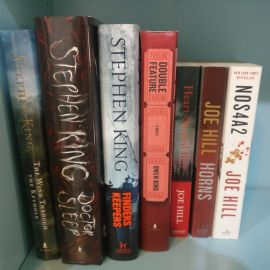 Stephen King and sons