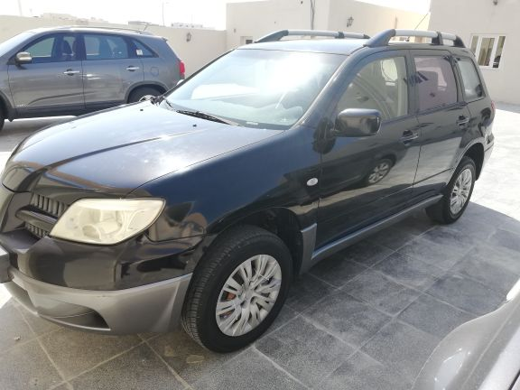 Mitsubishi Outlander 2005 model for sale