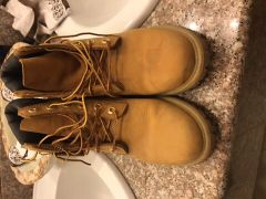 Timberland original uk8