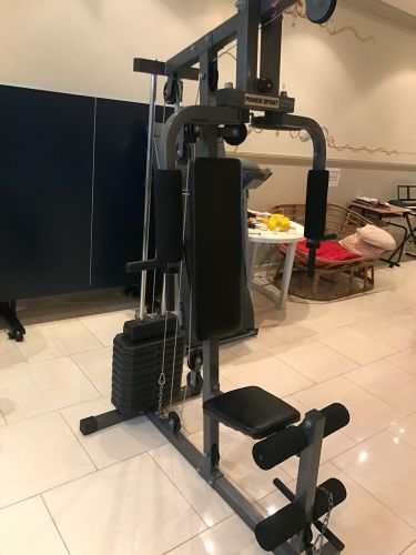 Gym machine