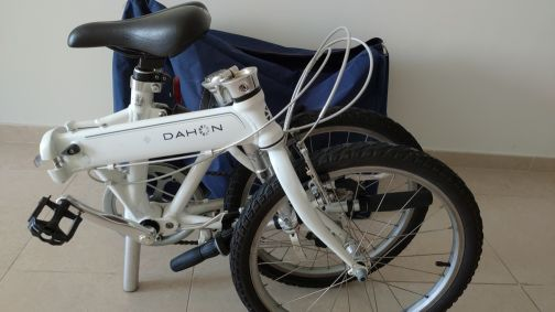 Dahon Folding Bike in NEW condition