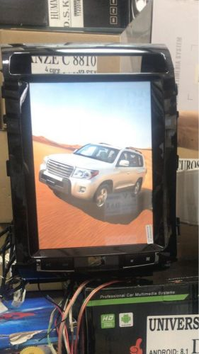 Land cruiser screen 2008 , 2015