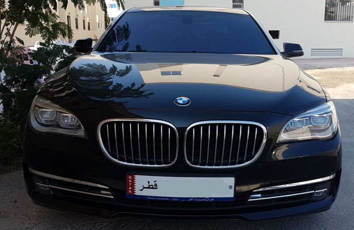 Full Option BMW 750 LI Under Warranty