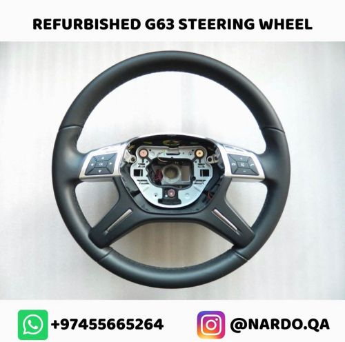 G class refurbished steering