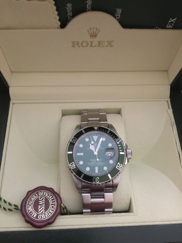 Rolex watch New
