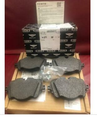 Bentley Bentayga Break pads Original