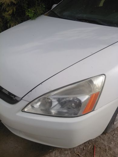 spare parts only Honda accord 2005