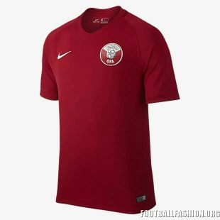 Qatar National Team shirts