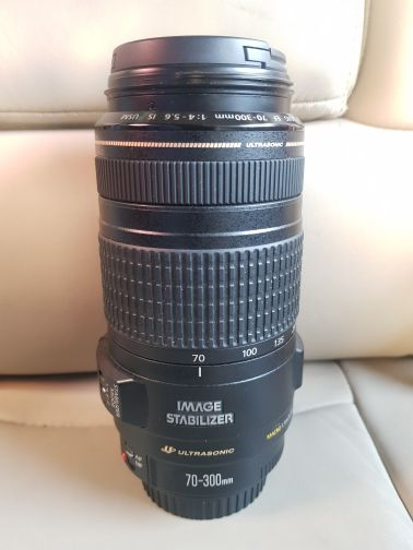 canon 70-300 mm for sale