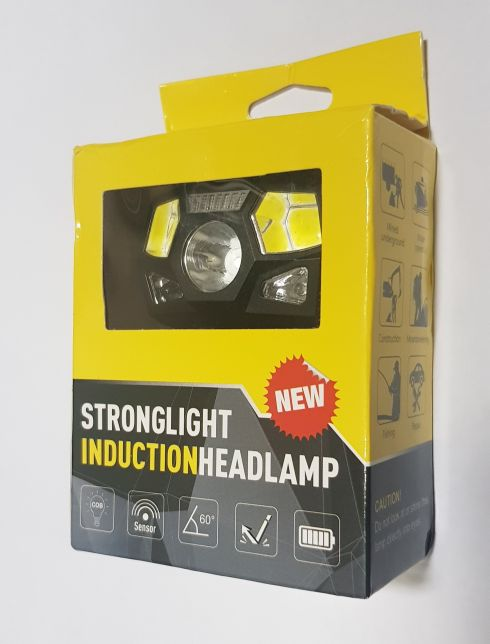 headlight for fishing, camping or night