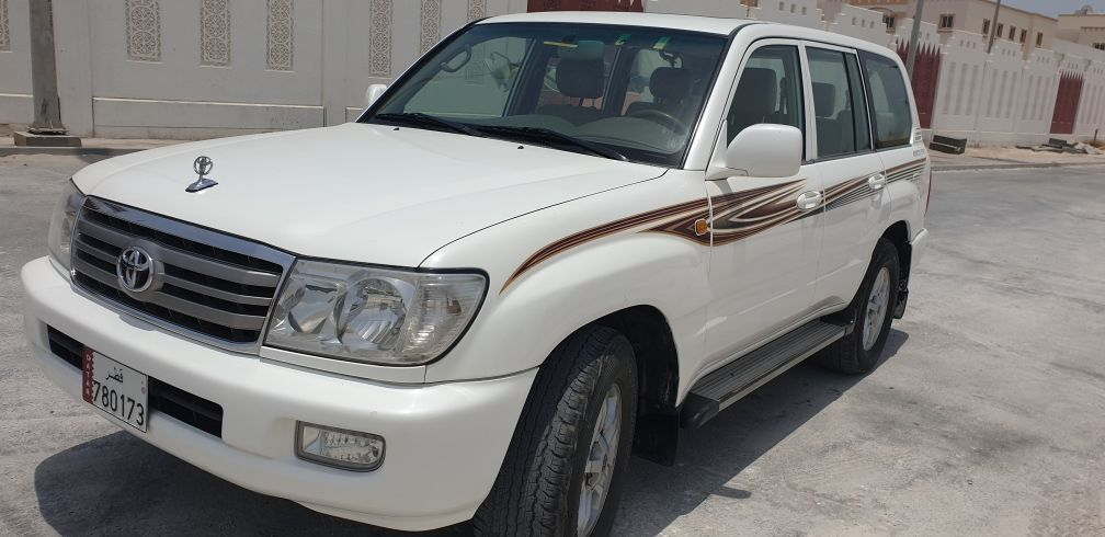 Land Cruiser GX 2007 automatic