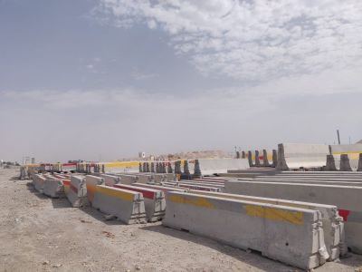 Road Barriers available for Sale