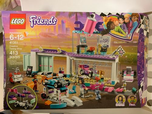 Lego friends 413
