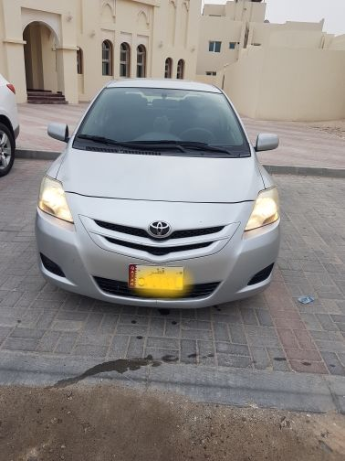 Toyota Yaris MT low mileage