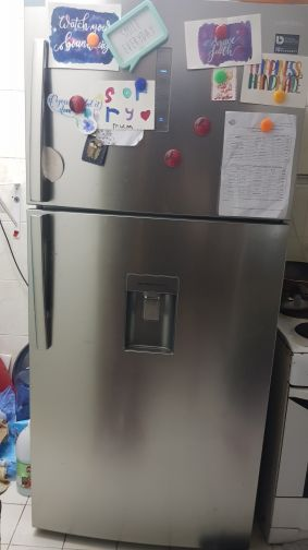 Samsung fridge used for less than year