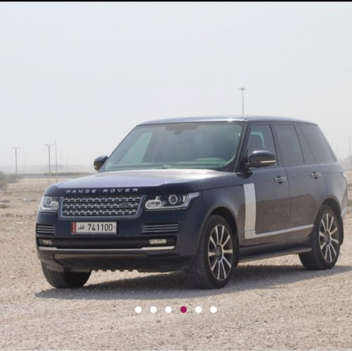RANGE ROVER SUPERCHARGE