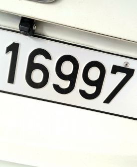 REGISTERED AS SPECIAL IN TRAFFIC