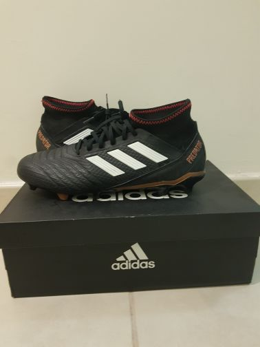 ADDIDAS FOOTBALL SHOES