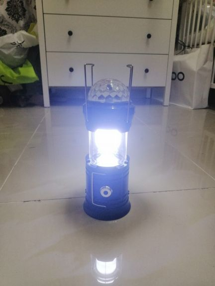 3 in 1 led torch