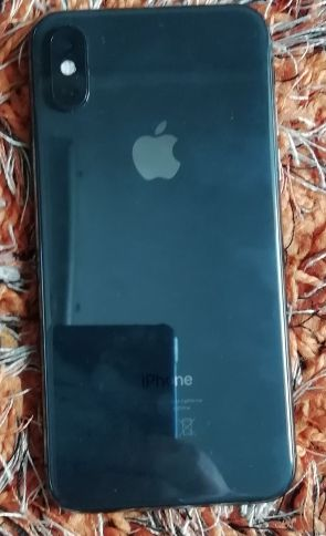 IPhone xs 64 with guarantee 9 month