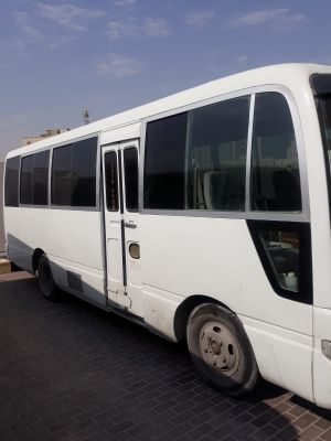 Nissan sevelian bus for sell 2008