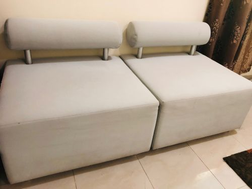 Single seater sofa for sale.