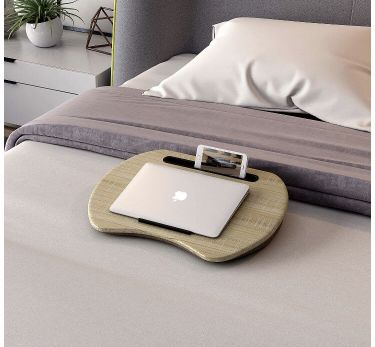 Bed laptop table
