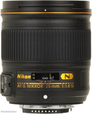 Nikon 28mm lens for sale
