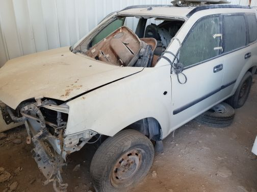 NISSAN X TRAIL PARTS FOR SALE