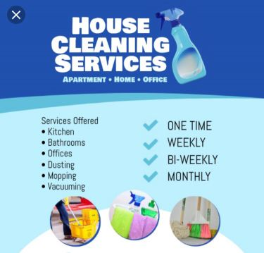 Cleaning and Services