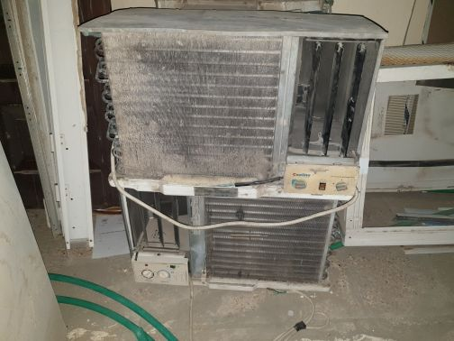 2 window ac General and LG 2 ton