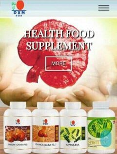 DXN healthy products