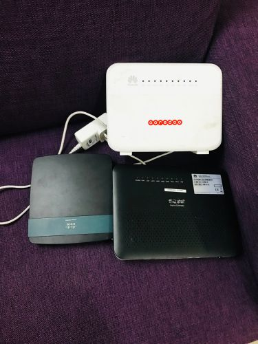 Router's for sale