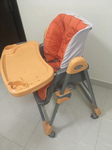Stroller & baby food chair