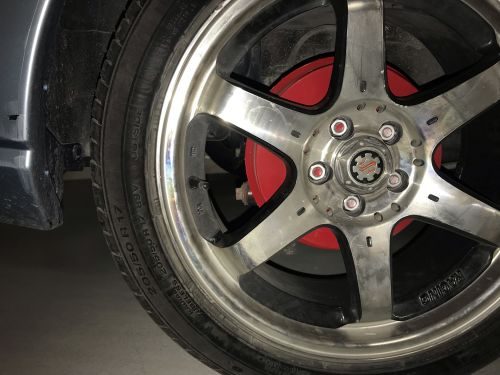 Ring and tyre New 17 inch  5 bolt