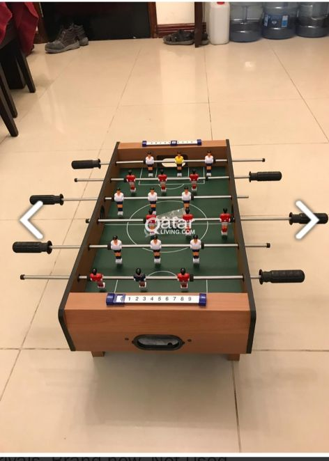 Foot Ball Toy Table (New)