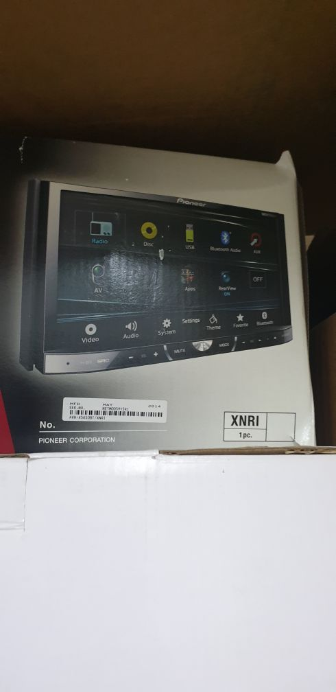 Touch Screen for Toyota Tundra