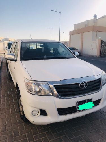 Toyota Hilux 2.7 double cabin