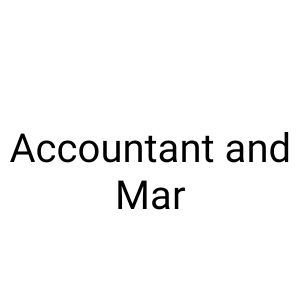 Accountant & Marketing