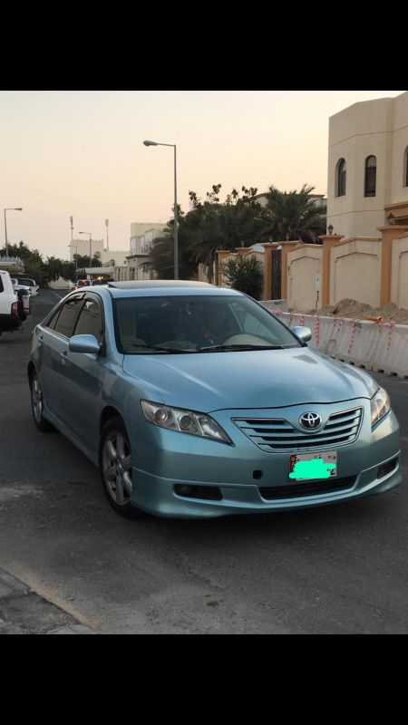 Camry 2009 SE Full Option