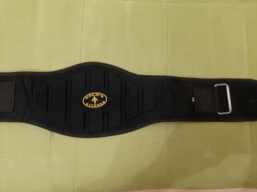 Weightlifter belt
