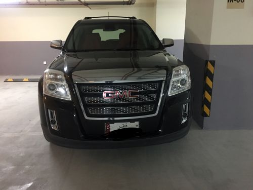 GMC Terrian SLT 2012