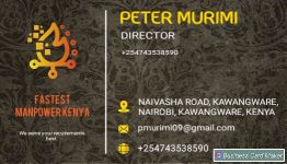 KENYAN HOUSEMAIDS AND CLEANERS AVAILABLE